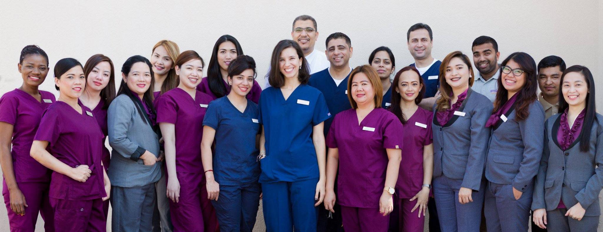 Pediatric dentist Abu Dhabi