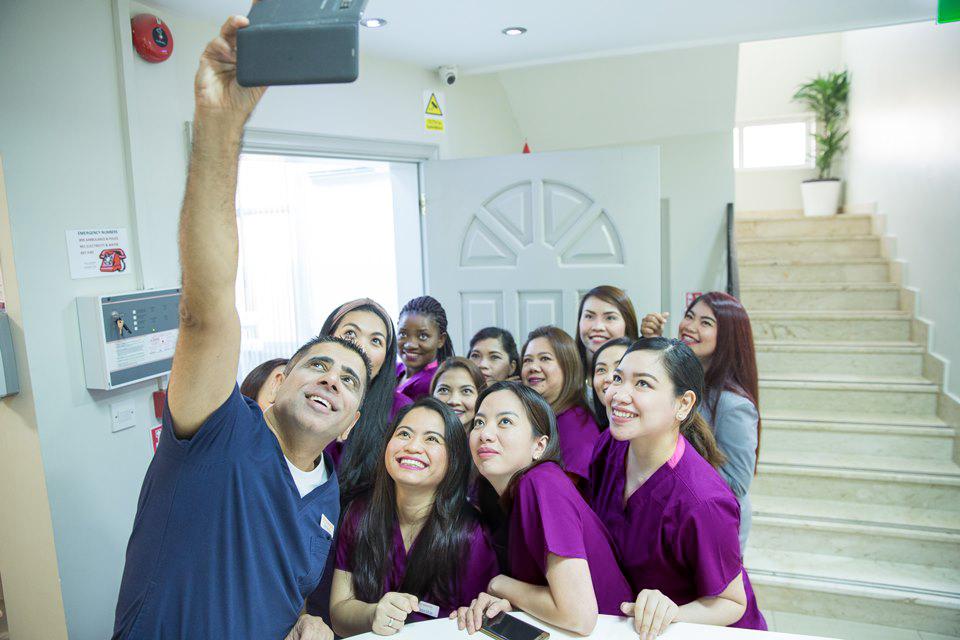 Teeth Whitening in Khalifa city Abu Dhabi